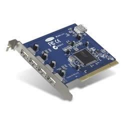 USB 2.0 5-Port PCI Card Belkin f5u220 Hi-Speed
