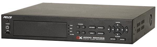 Pelco DX4000 Analoog DVR station