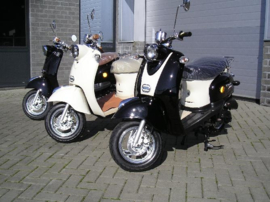 Knipperlichtset Compleet Scooter Old Classic