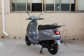 E-Scooter Napoli Nardo Grijs