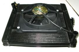 Radiator compleet Buggy / Gokart260 cc