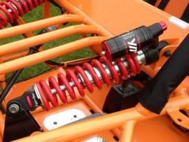 Schokdemper - voor Buggy / Gokart 260  cc