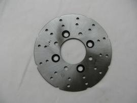 Remschijf voor 130 mm Buggy 150 cc