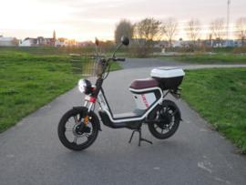 Electrische  Scooter AGM  Goccia  GEV 1000  Rood