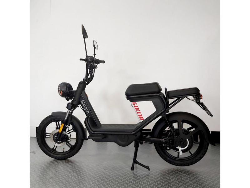 Electrische  Scooter AGM  Goccia  GEV 1000 Zwart