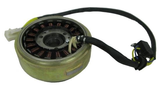 Ontstekings-spoel - compleet Buggy / Gokart 260
