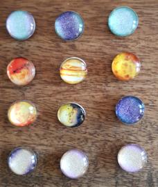 Drukknopen galaxy