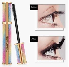 4D Galaxy silk fiber mascara waterproof