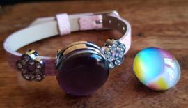 Armband lichtrose