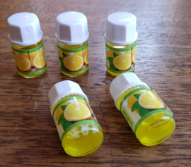 Aroma-etherische oliën flesjes