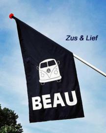Schuine vlag 50x50x100 vanaf: