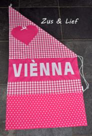 Schuine vlag 60x60x120 vanaf: