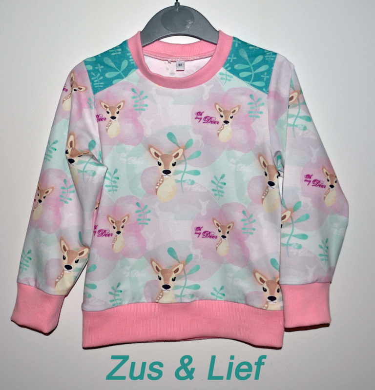Oh my Deer Sweater