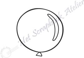 HP Stempel 97w, ballon 2,2 cm