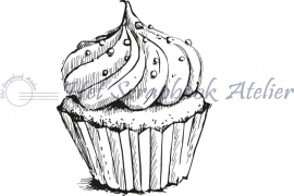 HP Stempel 52a Muffin