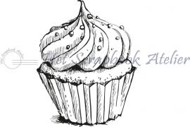 HP Stempel 52a Muffin