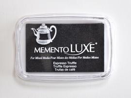 Memento LUXE Espresso Truffle