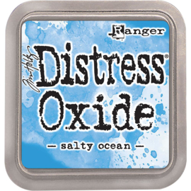 Distress Oxide Ink, Salty Ocean