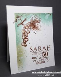 HP Stempel 88b, Sarah....