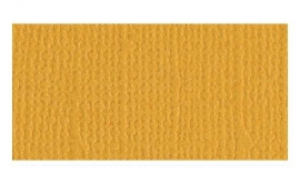 Bazzill cardstock, kleur BEESWAX, 1 vel 30,5 x 30,5 cm