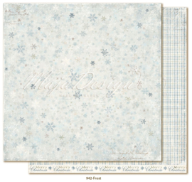 * Maja Design * Joyous Winterdays * Frost