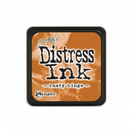 Distress Ink Mini Rusty Hinge