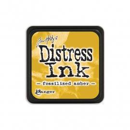 Distress Ink Mini Fossilized Amber