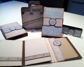 "Workshop Pakket "" 3 Books in a Suitcase"""