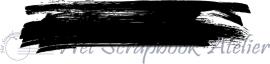 HP Stempel 62a, Verfstreep recht