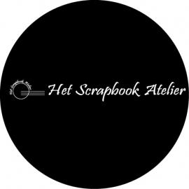 HP Stempel 68b, cirkel massief, 4 cm