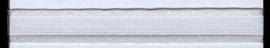 Organza lint col.053 lichtgrijs 10 mm x 1 m