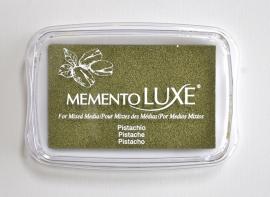 Memento LUXE Pistacho