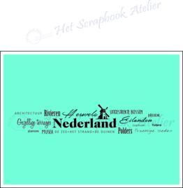 HP Stempel 109r, Nederland Borderstempel