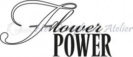 HP Stempel 19a5 Flower power