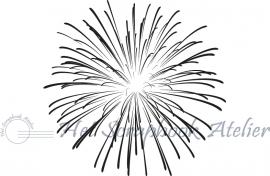 HP Stempel 29s Vuurwerk