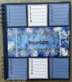 HP Stempel 29l Dennenappel groot
