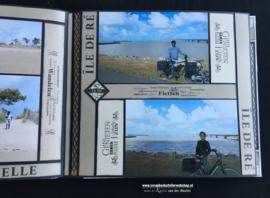 HP Stempel 110c, mini fiets