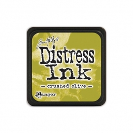 Distress Ink Mini Crushed Olive