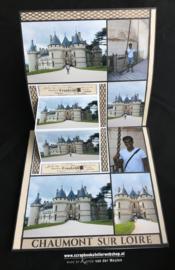 HP Stempel 109b, Frankrijk tekstborder
