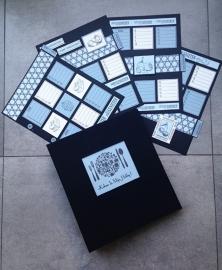 Pakket Kookboek, stel in eigen kleurpallet samen