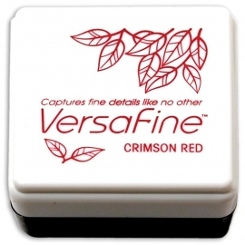 Versafine * Klein* Crimson Red