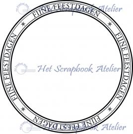 HP Stempel 29f Ring feestdagen