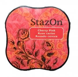 Stazon- Midi- Cherry Pink