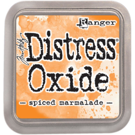 Distress Oxide Ink, Spiced Marmelade