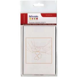 Acrylblok Artemio, 10x15x 0,5 cm