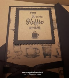HP Stempel 113a, Koffie liefhebber
