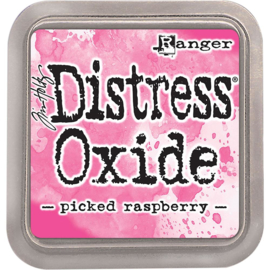 Distress Oxide Ink, Picked Raspberry