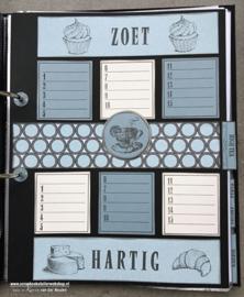 HP Stempel 14b Kookteksten
