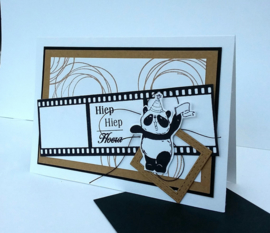 HP Stempel 94a, filmstrip