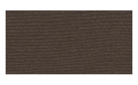 Bazzill cardstock, kleur BROWN,  1 vel 30,5 x 30,5 cm